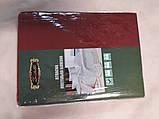 Постельное белье шелковый атлас Burgundy, фото 4