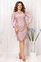 Женское нарядное платье р 50,52,54,56