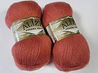 ANGORA GOLD 656 роза барочная - 20% шерсть, 80% акрил