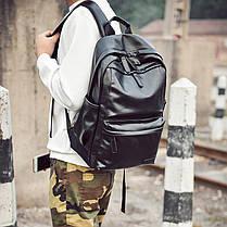 Стильный вместительный рюкзак, фото 3