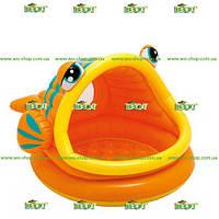 Детский надувной бассейн Intex 57109 Рыбка