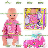 Кукла-пупс Limo Toys Мой малыш M0240 (легкая одежда)