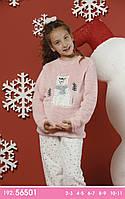 Подростковая пижама для девочки 2-11 лет, Турция