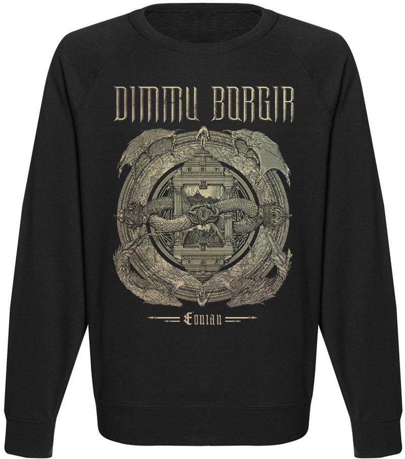 Свитшот Dimmu Borgir - Eonian