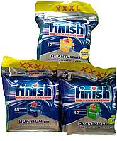 Таблетки для посудомоечных машин Finish Quantum 60 шт
