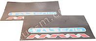 Брызговик колеса задний Газель (бортовая, стандарт) цветной (комплект 2 шт) (Украина)