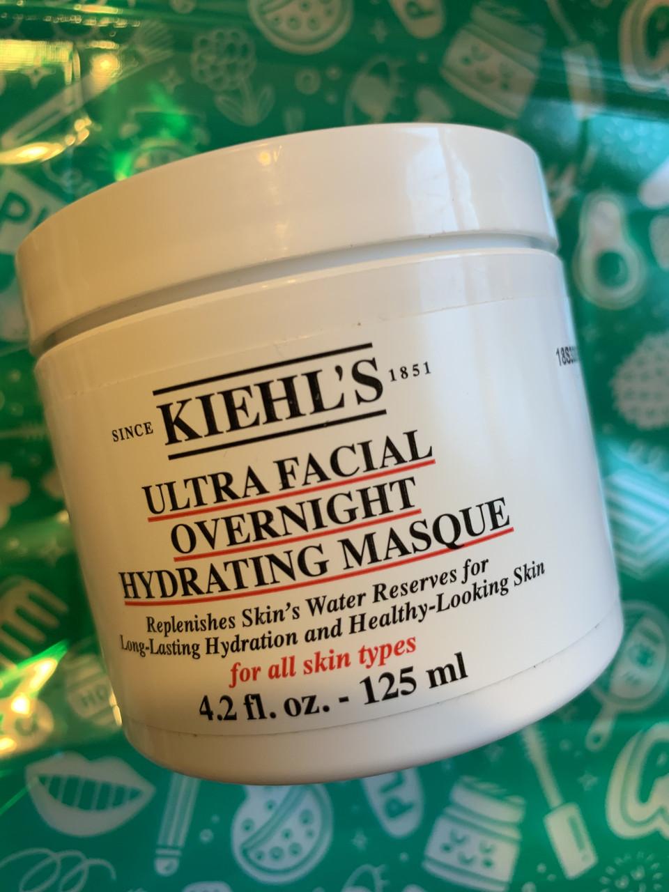 Ночная увлажняющая маска Kiehls Ultra Facial Overnight Hydrating Masque