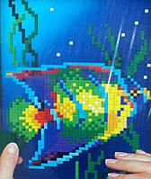 """Мягкая мозаика """"Рыбка"""", PM-01-09, 'Pixel', фото 1"""
