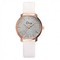 Женские часы Disu Chanel white