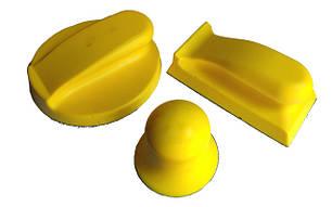 Ручные шлифовальные блоки velcro