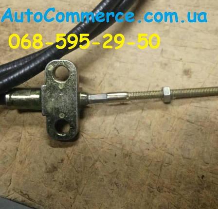 Трос ручника (стояночного тормоза) JAC 1020KR (Джак 1020), фото 2