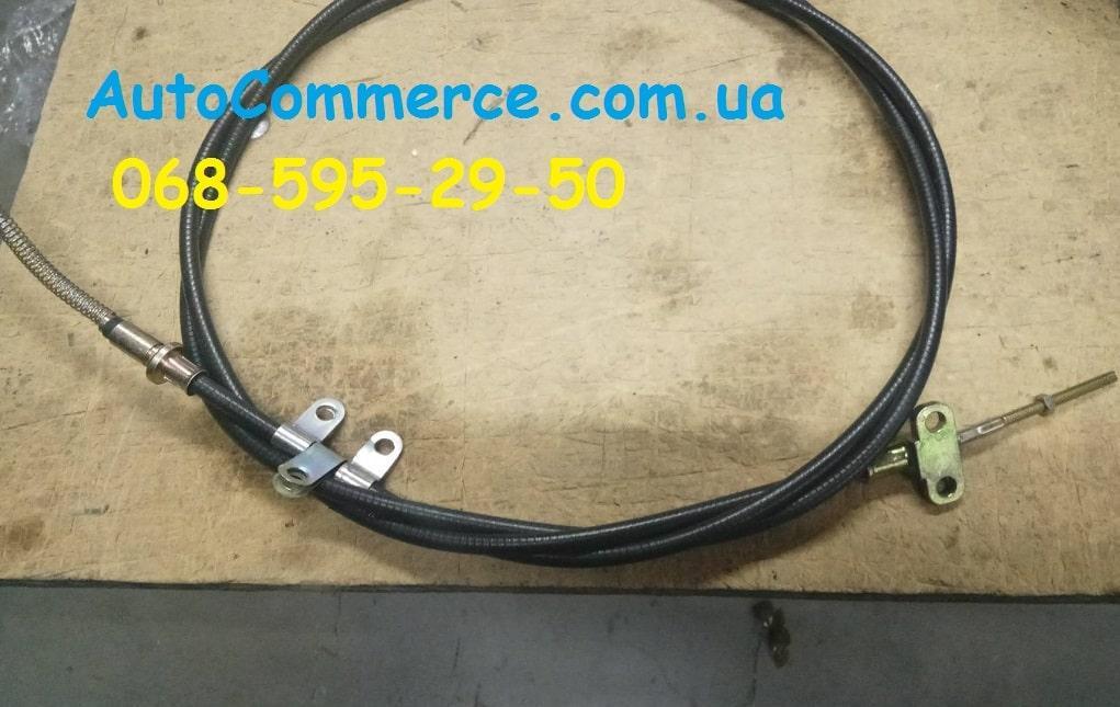Трос ручника (стояночного тормоза) JAC 1020KR (Джак 1020)