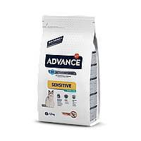 Advance Sterilized Salmon Sensitive 1,5 кг - корм кастрованих/стерилізованих з лососем і ячменем