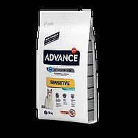 Advance Sterilized Salmon Sensitive 10кг- корм кастрированных/стерилизованных с лососем и ячменем