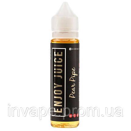 Жидкость для электронных сигарет Enjoy Juice - Pear Pipe (Табак, груша, ваниль) 60мл, 3 мг, фото 2