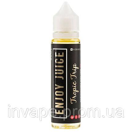 Жидкость для электронных сигарет Enjoy Juice - Tropic Trip 60мл, 3 мг, фото 2