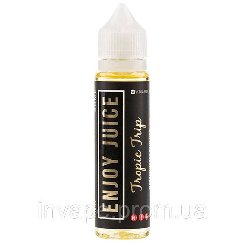 Жидкость для электронных сигарет Enjoy Juice - Tropic Trip 60мл, 3 мг