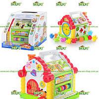 Развивающая музыкальная игрушка Теремок Joy Toy 9196