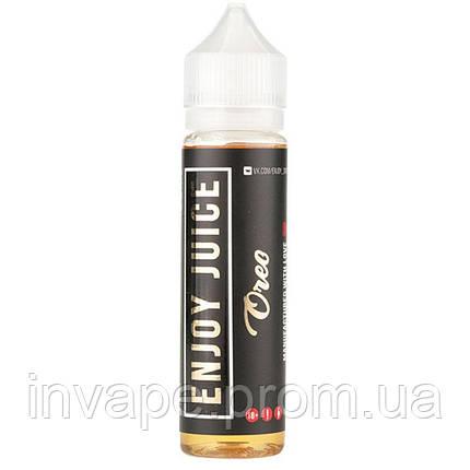 Жидкость для электронных сигарет Enjoy Juice - Oreo 60мл, 3 мг, фото 2