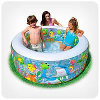 Надувной бассейн «Аквариум»