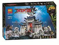 Конструктор Ninjago «Храм смертельного оружия» Bela (Ниндзяго), фото 1