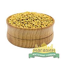 Зерна Хельбы (400 г) (пажитник, шамбала́, фенугрек, хильба)