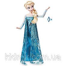 Лялька Ельза з кільцем Холодне серце Дісней Принцеса Elsa Frozen Disney