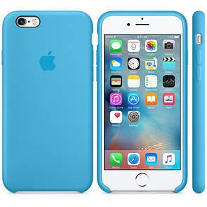 Накладка Silicone Case для Apple iPhone 6/6S Plus  (16)