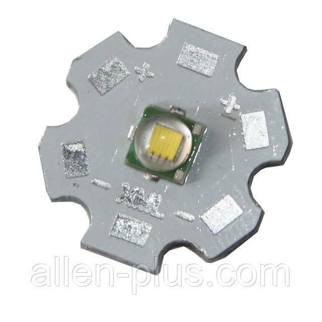 Светодиод T6, 1-5W (звезда)