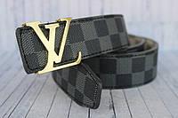 Ремень Louis Vuitton коричневый
