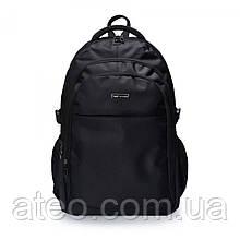 Туристичний рюкзак Wings, Чорний BP124-97