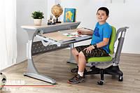 Комплект стол KD-333 Бук с кабинетом  стул KУ-518 Comf-Pro в ассортименте