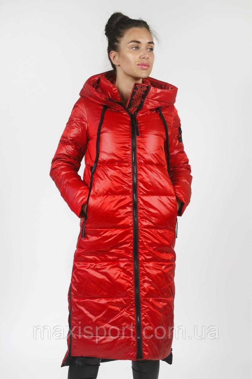 Пуховое пальто женское Freever (9837)