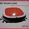 Робот пылесос Robot Vacuum Cleaner 16001, пылесос с искусственным интеллектом, сухая/влажная уборка, фото 8