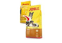 Сухой корм (JosiDog Family) 29/17 для сук та цуценят 18 кг