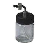 Емкость стеклянная для боковой подачи (22мл)