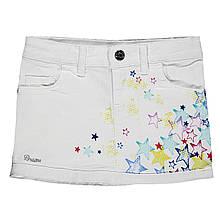 Детские юбки для девочки BRUMS Италия 141BGCA005 Белый