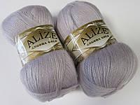 ANGORA GOLD 71 светло-серый - 20% шерсть, 80% акрил