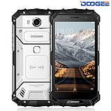 Защищенный мобильный телефон DOOGEE S60 silver  4+32 GB, фото 2