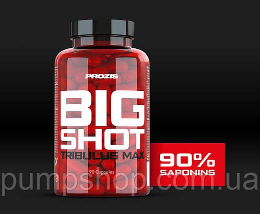 Тестобустер Prozis Big Shot Tribulus Max 90 капс., фото 2