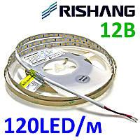 Светодиодная лента RISHANG 2835(120LED/м) IP33 4000К