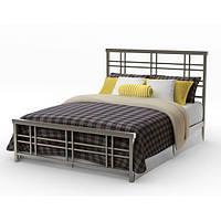 Кровать Дункан из металла