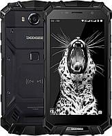 Защищенный мобильный телефон DOOGEE S60 black  6+64GB (5580mAh), фото 1
