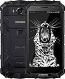 Защищенный мобильный телефон DOOGEE S60 pro black  4+64 GB, фото 3