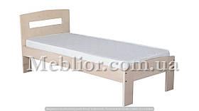 """Ліжко """"Ірис міні"""" без ящиків (масив бука)"""