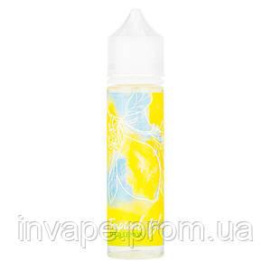 Жидкость для электронных сигарет Tropical Island - Cold Lemon (Лимон с холодом) 60мл, 1.5 мг