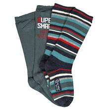 Детские носочки для мальчика BRUMS Италия 133bflj004 Серый