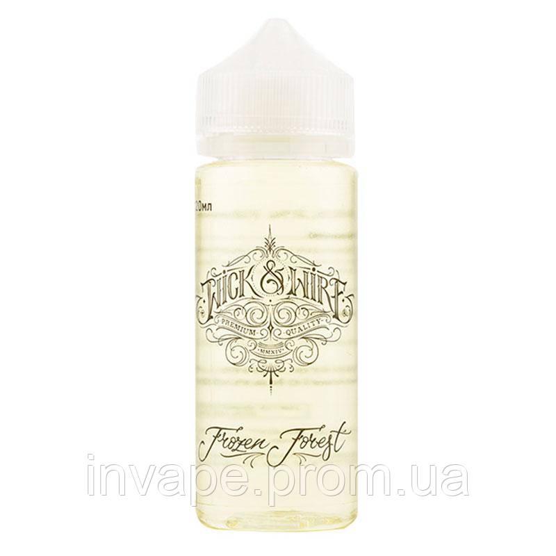 Жидкость для электронных сигарет Wick&Wire - Frozen Forest (Лесные ягоды, мята) 100мл, 2 мг