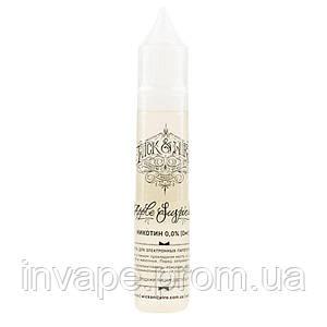 Жидкость для электронных сигарет Wick&Wire - Apple Suspicious (Красное яблоко, корица, ваниль) 30мл, 0 мг