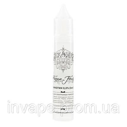 Жидкость для электронных сигарет Wick&Wire - Frozen Forest (Лесные ягоды, мята) 30мл, 0 мг, фото 2